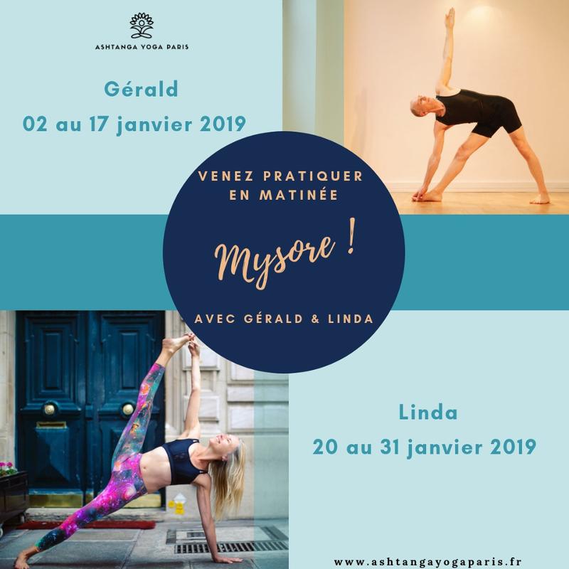 Ashtanga Yoga Paris