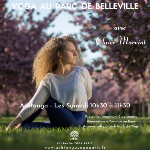 202105_Claire Yoga Parc de Belleville