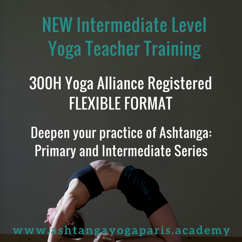 Ashtanga Vinyasa Yoga 300-hour Teacher Training