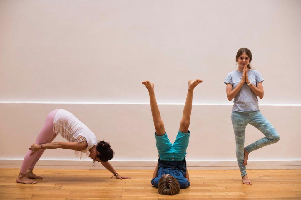 Kids Yoga Classes - Ashtanga Yoga Paris