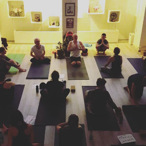 Ashtanga Yoga - Les Fondations avec Gérald Disse